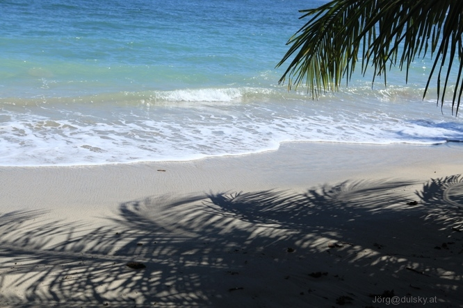 Karibische Küste Natonalpark Cahuita