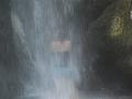 Dusche im Regenwald in der Nähe von Bri Bri ( eines der letzten indigenen Dörfer Costa Ricas)
