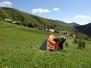 Mur-Meer, meine Reise über die Alpen
