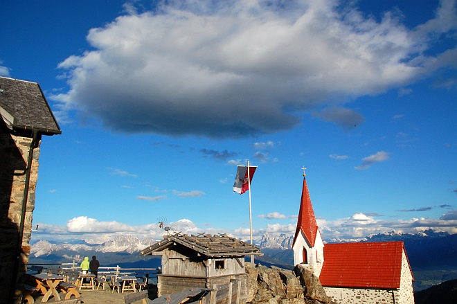 Wahlfahrtskirche Latzfons in Südtirol