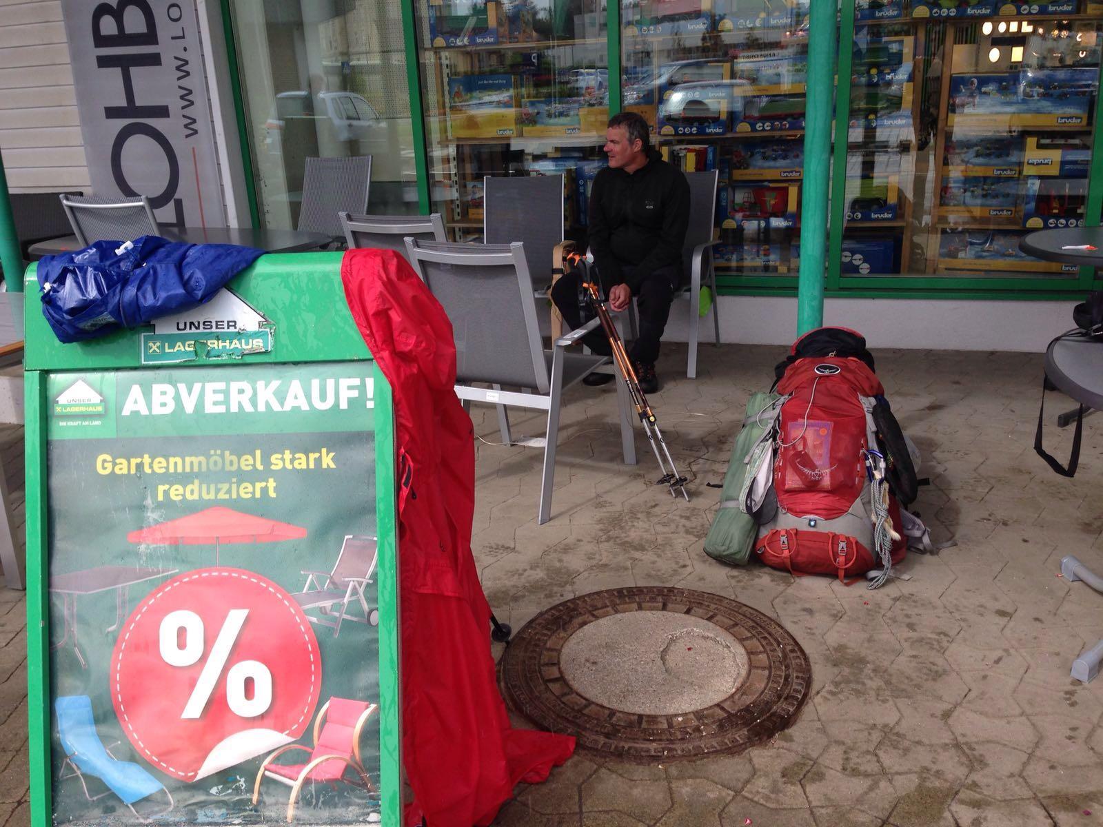 Schlussverkauf im Lagerhaus Knittelfeld
