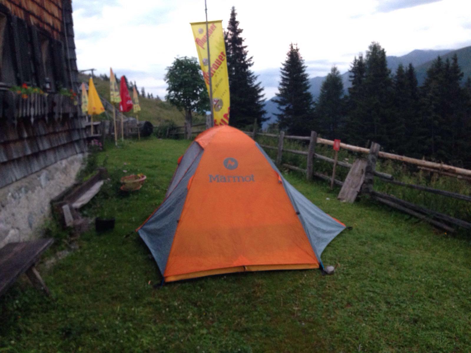 Almen-Campingplatz