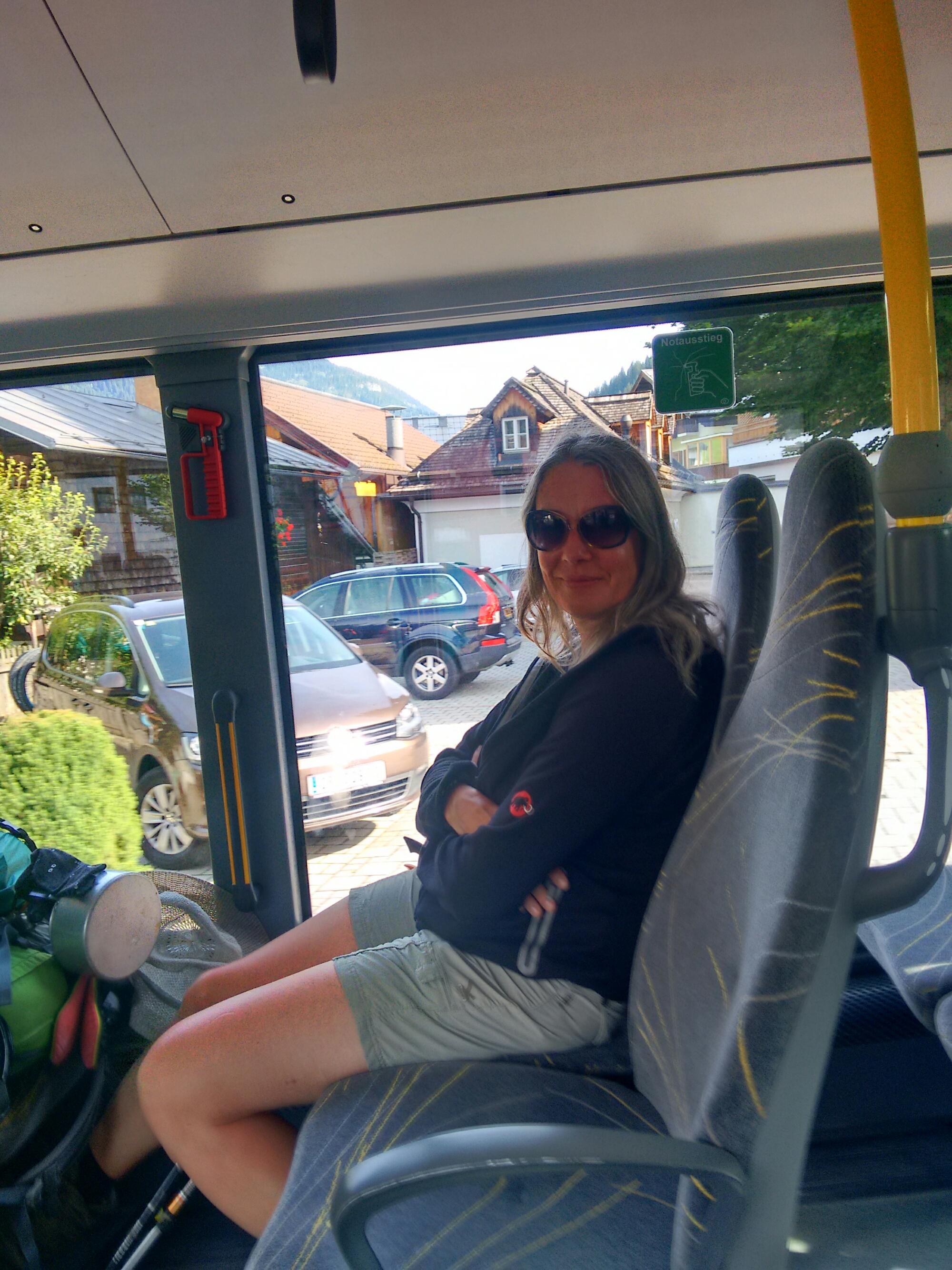 so eine Busfahrt kann auch was