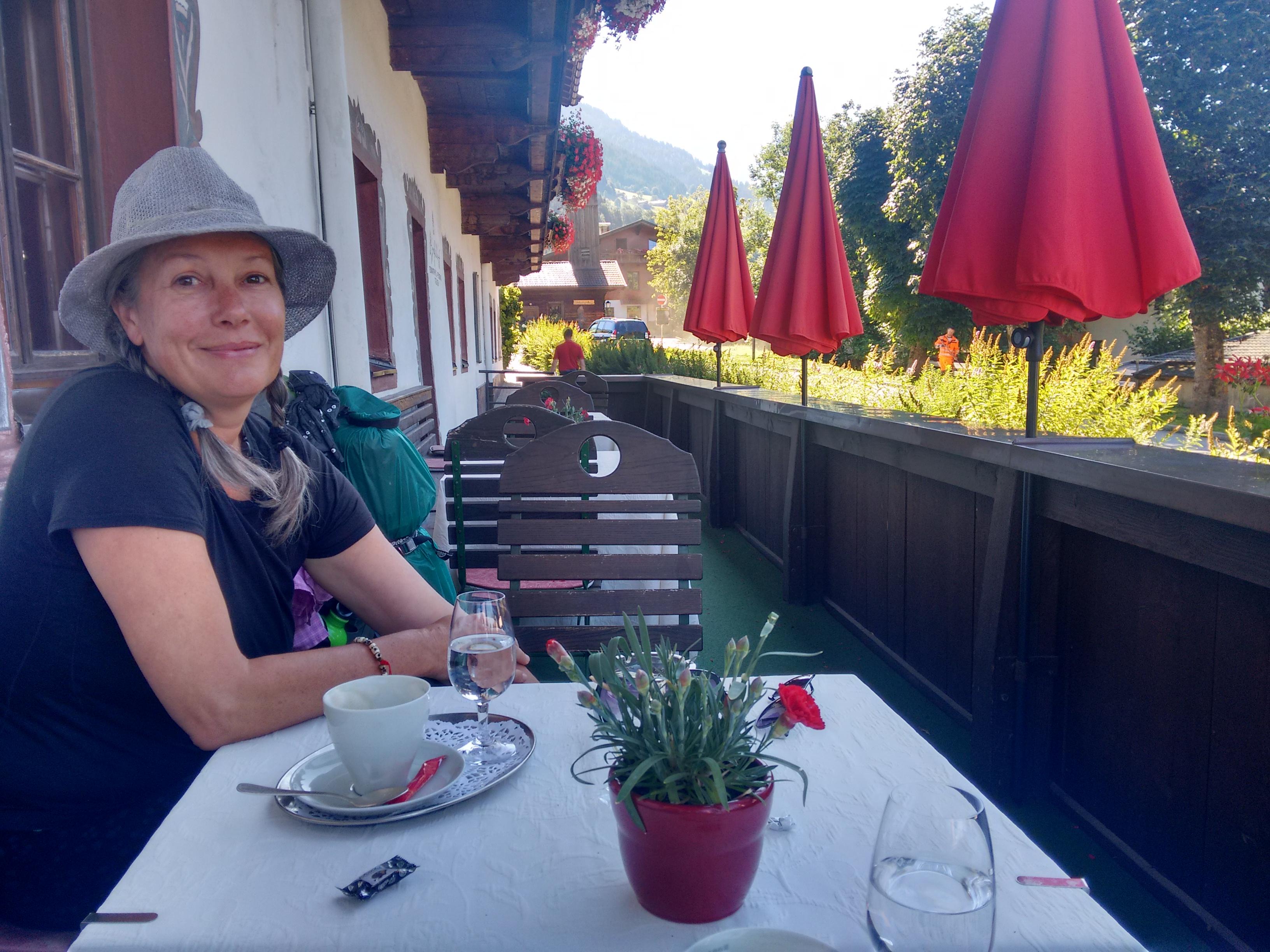 Böglerhof in Alpbach... hier lernte Eva englisches Küssen ;-)